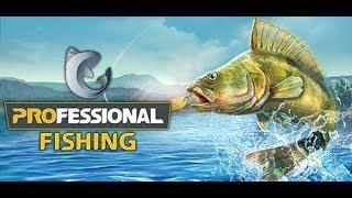 Professional Fishing #1 Глянем на новую рыбалку