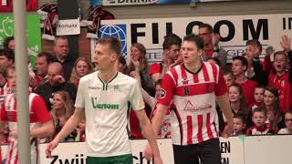 PKC tegen Fortuna Delta Logistiek  1e play off wedstrijd
