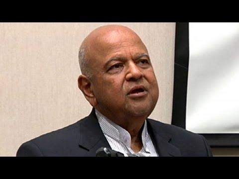 Gordhan, Schussler speak on downgrade impact to SA economy