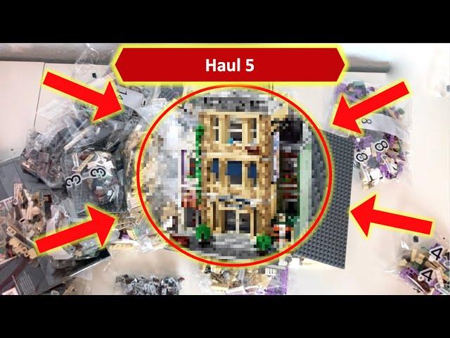Neues Modular! - Lego Haul 5