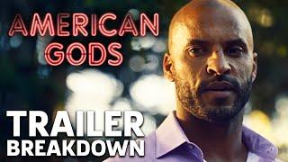 American Gods Season 2: Trailer Breakdown & Everything We Know So Far
