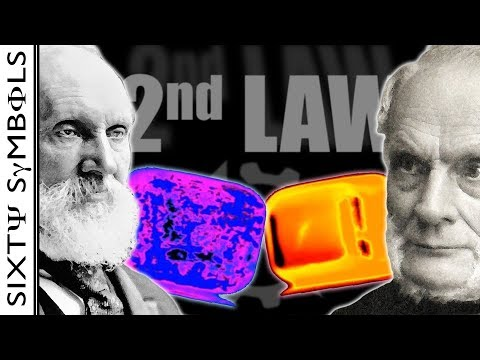 Second Law of Thermodynamics - Sixty Symbols