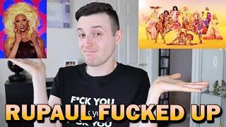 RuPaul's Drag Race Done Fucked Up RuPaul's Drag Race