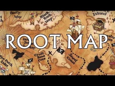 How To Find The Root Map Infinity Blade 3