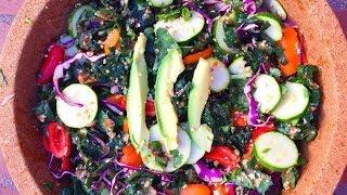 Massaged Kale Salad!
