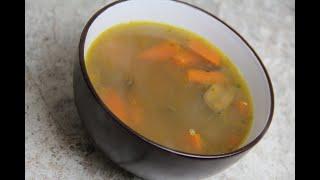 Грибной суп (самый простой и вкусный рецепт)