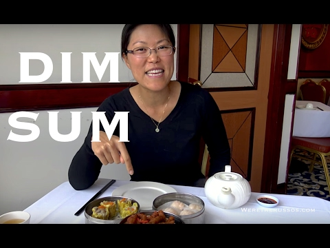 Make Dim Sum in Chinatown, Ocean Seafood Los Angeles CA Pics