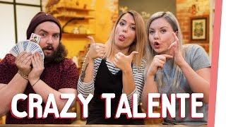 Crazy Talente mit Malwanne, Kelly und Sturmwaffel I GMI