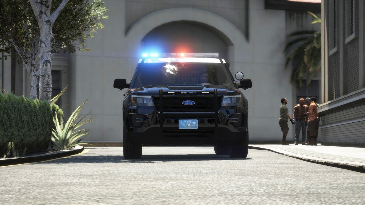 LSPDFR - Day 986 - Vocal Dispatch + Officer Status Plugins