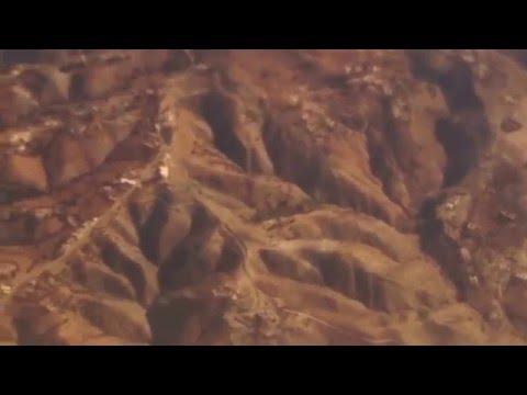 Dar Kebdani uitzicht vliegtuig 2016