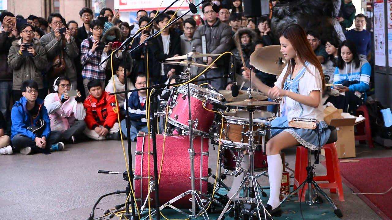 Download 20141228 陳曼青 爵士鼓 灌籃高手