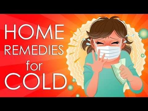 Treat Common Cold Or Flu
