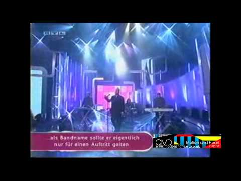 Orchestral Manoeuvres in the Dark 2005 RTL TV