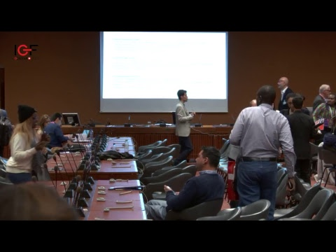 IGF 2017 - day 2 - WK XXI - INTERNET SOCIETY OPEN FORUM