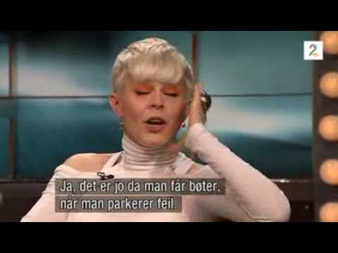 Robyn interview with Thomas & Harald (Eng. subtitles-Swedish/Norwegian)
