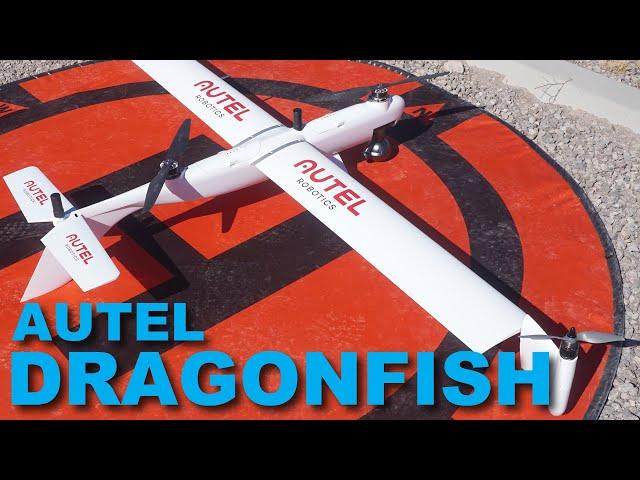 Autel DragonFish: Autonomous Commercial VTOL Drone