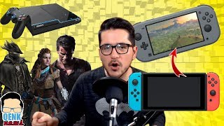 Nintendo no desmiente Switch Mini - PS5 tendrá más exclusivos que PS4 | QN