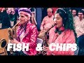 GRACE KELLY GO TiME Fish & Chips Feat. Leo P #2Saxy