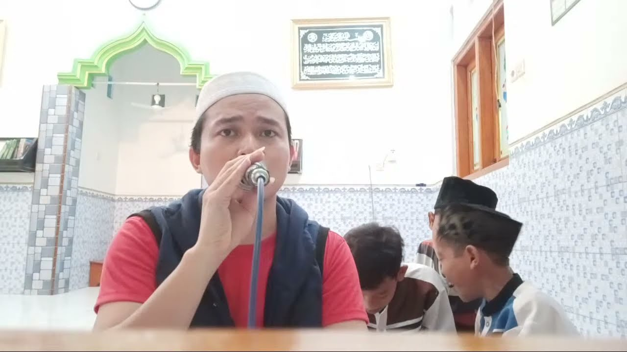 Live Takbiran Idul Adha, Musholla Baitussalam Bumirejo