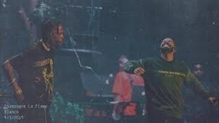 "[FREE] Drake Type Beat x Travis Scott Type Beat - ""Champagne La Flame"""