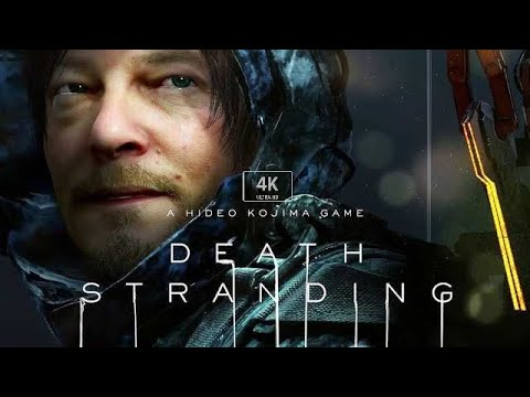 Death Stranding - Awesome Launch Trailer | 4K Surround Sound |