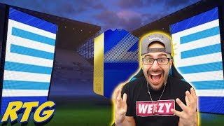 OMG GUARANTEED LA LIGA TOTS SBC PACK! - FIFA 18 Ultimate Team #200 RTG