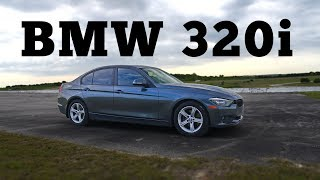 2014 BMW 320i F30: Regular Car Reviews