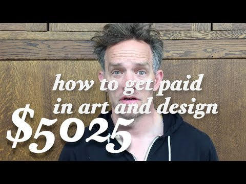 How To Get Paid In Art & Design | Episode 12