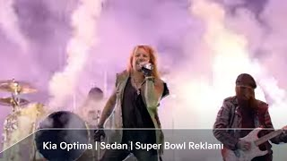Kia Optima Sedan Super Bowl Reklamı