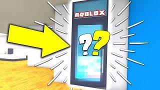 COSA C'È DIETRO QUESTO DOOR WILL AMA-A.. (ROBLOX BLOXBURG)