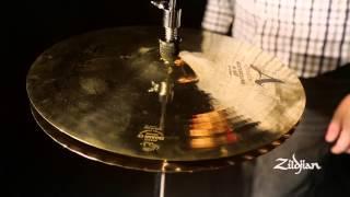 "Zildjian Sound Lab - 14"" A Custom Mastersound HiHats"