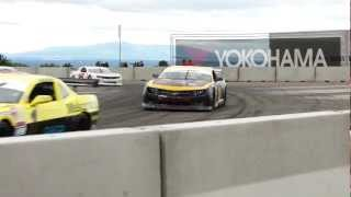 2012 STCC Airport Race (Östersund) - Camaro Series Preview HD