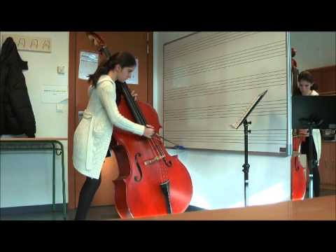 2015 Galicia Graves Double bass Competition/Lía López.