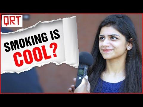 dating girl who smokes cigarettes