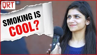 Why do Girls Love SMOKERS ? | How to Quit Smoking Cigarette Fast | Quick Reaction Team