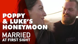 Poppy And Luke's Honeymoon | Mafs 2020
