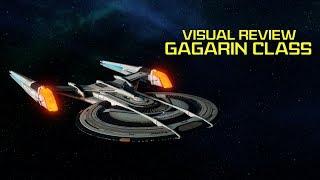 Visual Review   Gagarin Class   Star Trek Online