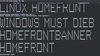 Linux Terminal Commands - 25 Funny And Interesting
