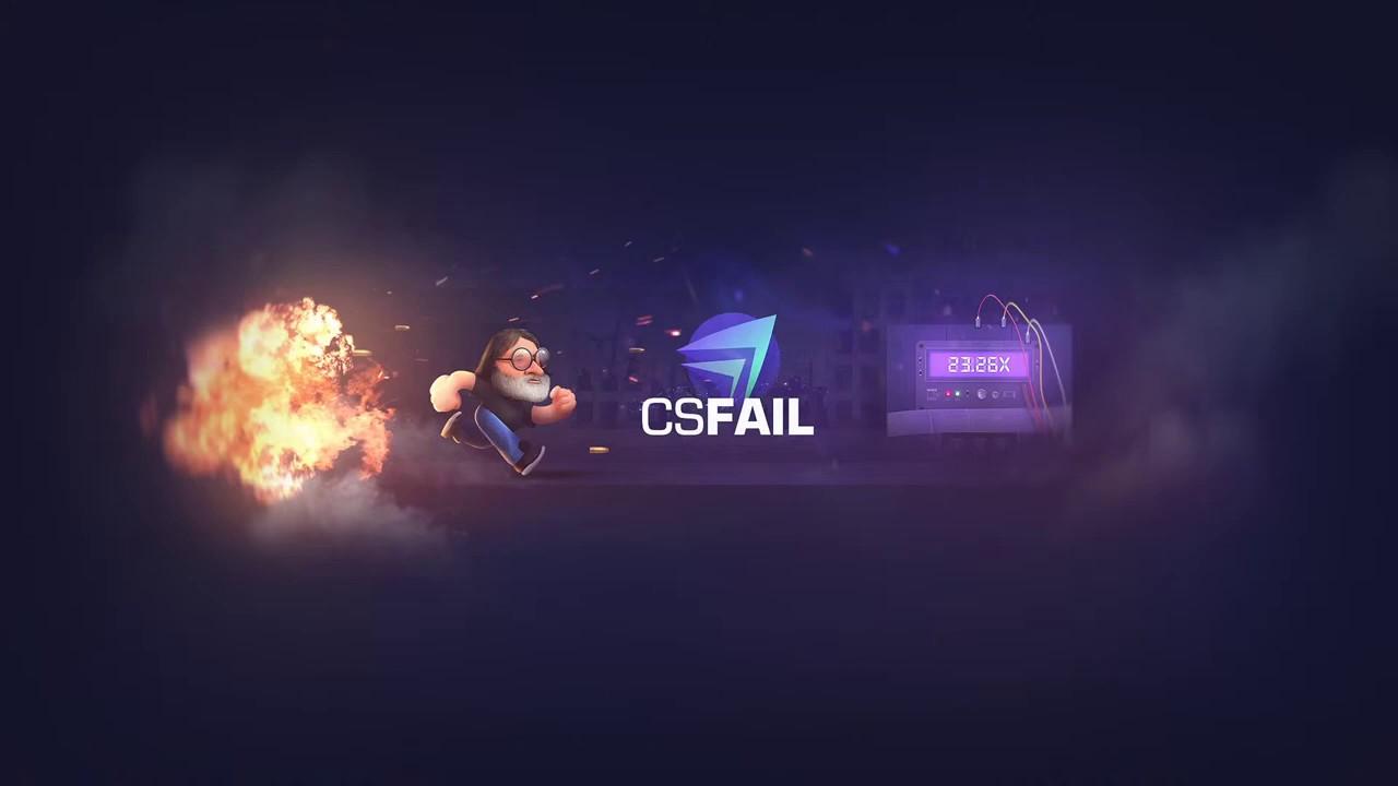 Играем по вашим стратегиям на cs.fail за мой счет | конкурс, раздача призов, промокоды.