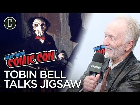 Jigsaw Actor Talks Saw Sequel  - NYCC 2017