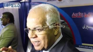 بالفيديو وزير النقل المرحلة الرابعة من الخط الثالث ستخدم 2 مليون مواطن