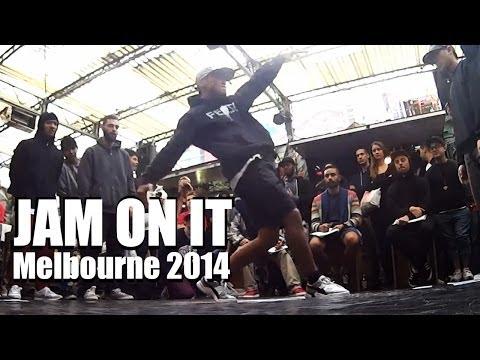 Jam On It 2014 Melbourne Australia