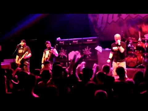 Hatebreed - Final Prayer. (Live)