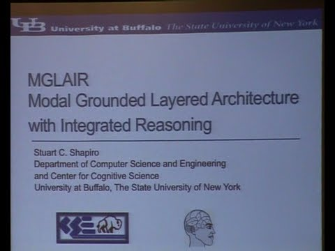 AGI-13 Stuart Shapiro - MGLAIR: Modal Grounded Layered Architecture with Integrated Reasoning