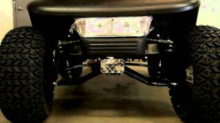 custom golf cart lift kits in columbia sc by customgolfcartscolumbia com