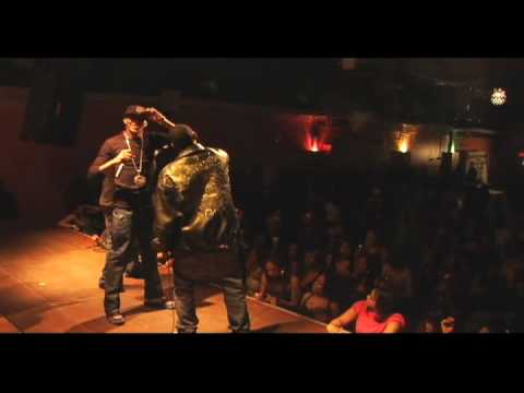 Dez'o opened for Maino's March madness at...