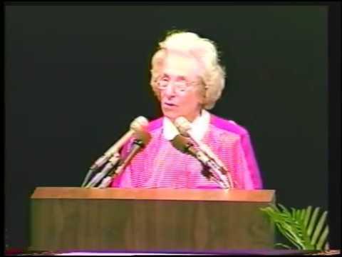 Landon Lecture | Barbara Tuchman