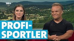 Niko Kappel und Luisa Holzwarth - ein ungewöhnliches Paar