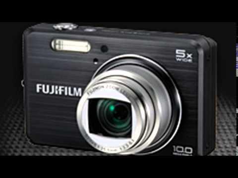 Fujifilm FinePix J110W Camera 64Bit