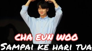 Download Lagu 20191027 CHA EUN WOO Sampai Ke Hari Tua Just One 10 Minutes Fanmeeting in Kuala Lumpur Malaysia mp3